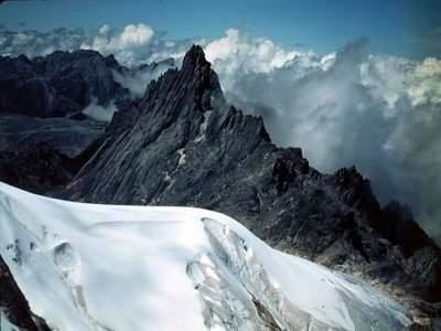 Puncak Jaya atau Carstenz (Pegunungan Jayawijaya), Papua